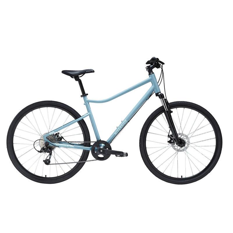 Hybrid Bike Riverside 500 - Green