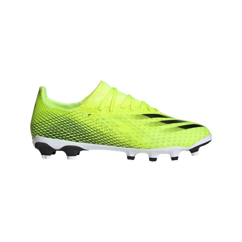 Scarpe calcio X .3 FG gialle