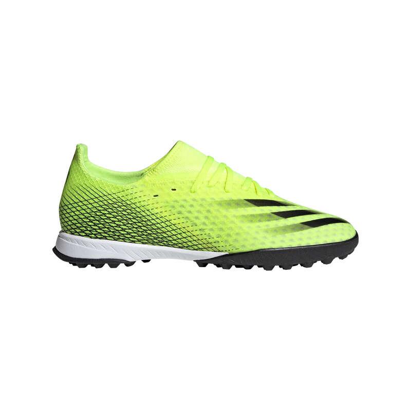 Cipő kemény talajra Futball - Futballcipő X Ghosted.3  ADIDAS - Futball