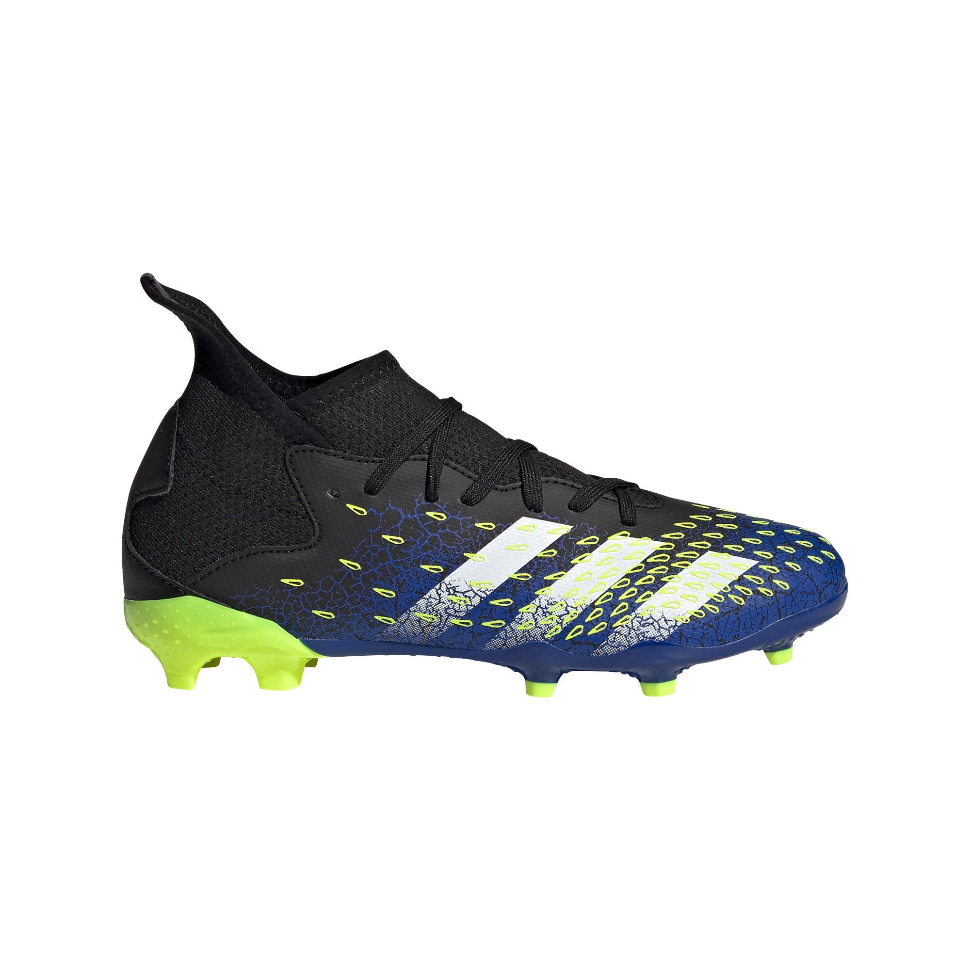 Chaussures de football Predator Freak .3 FG adidas enfant