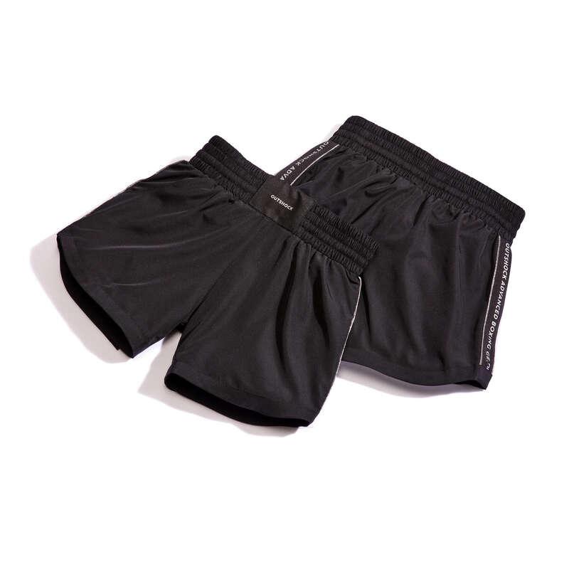 BOX RUHÁZAT Boksz - Női rövidnadrág boxhoz 500-as OUTSHOCK - Boksz, küzdősport - OUTSHOCK