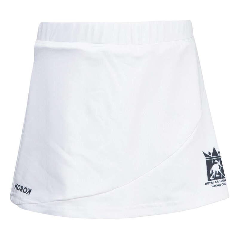 Gyephoki ruházat USA csapatsportok, rögbi, floorball - Lány szoknya gyeplabdához  KOROK - Gyeplabda