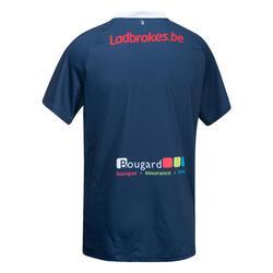 Camisola de Hóquei em Campo Homem FH500 La Louvière Azul