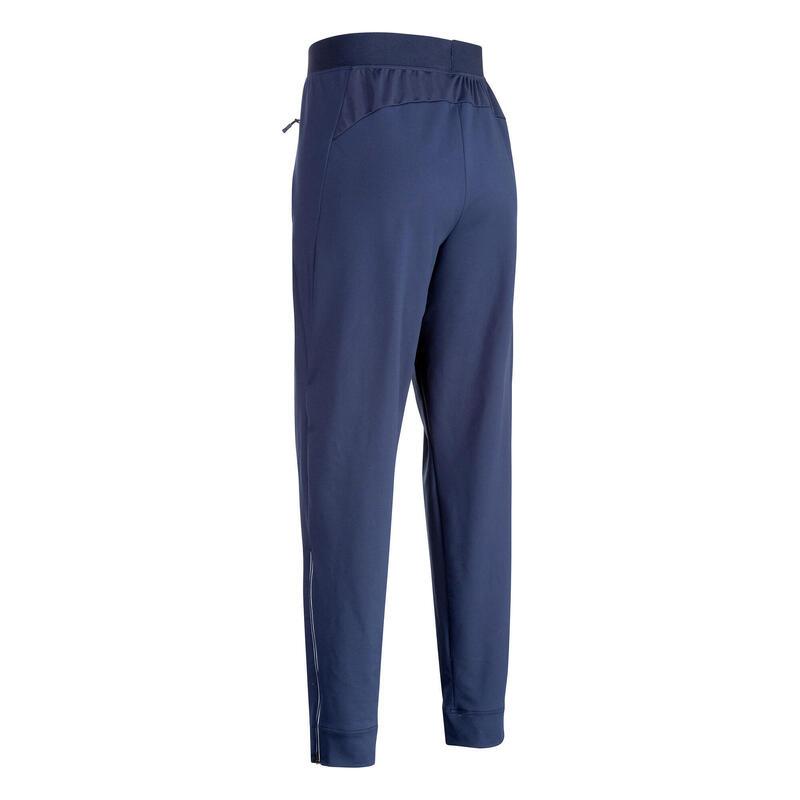 Pantalón de entrenamiento de hockey sobre hierba hombre FH900 azul marino