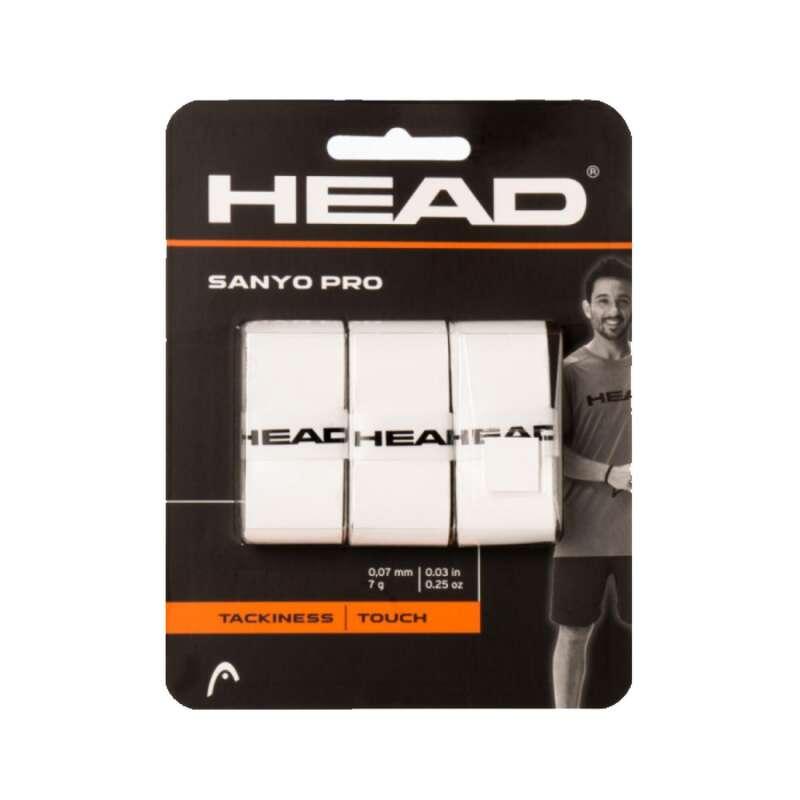 PADEL KIEGÉSZÍTŐK Squash, padel - Padelütő fedőgrip HEAD - Padel