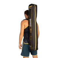 Official Dimensions Beach Volleyball Set BV900 - Yellow