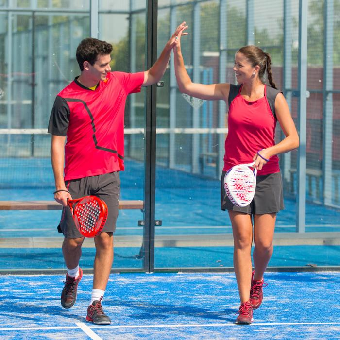Raquette de Padel PR830 Power Rouge