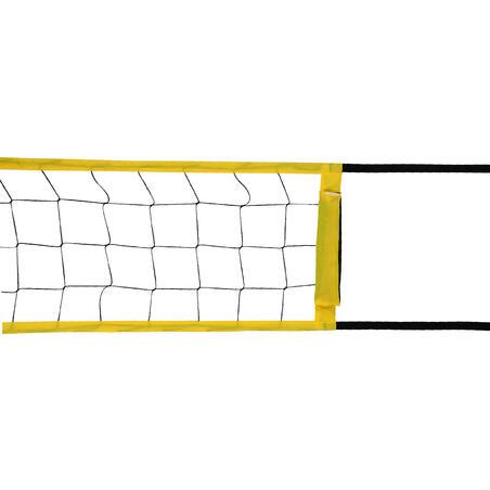 Filet de volleyball de plage