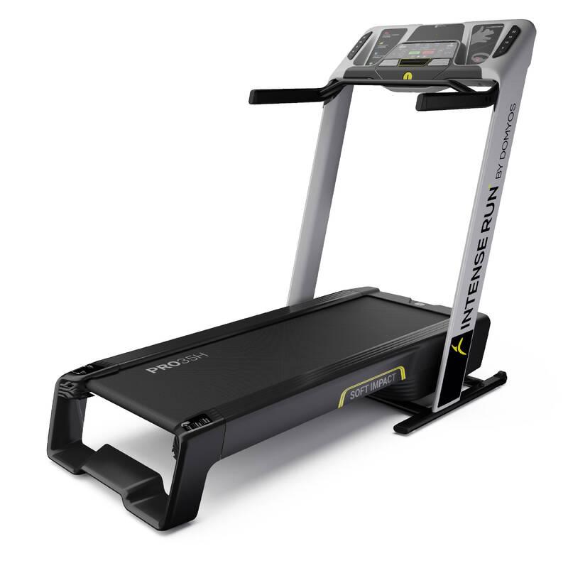 BĚŽECKÉ PÁSY Fitness - BĚŽECKÝ PÁS INTENSE RUN DOMYOS - Kardio trénink a stroje