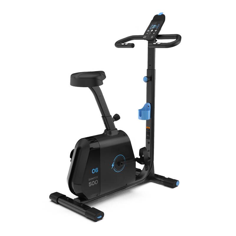 ROTOPEDY NA KARDIO FITNESS Fitness - ROTOPED BIKE 500 DOMYOS - Kardio trénink a stroje