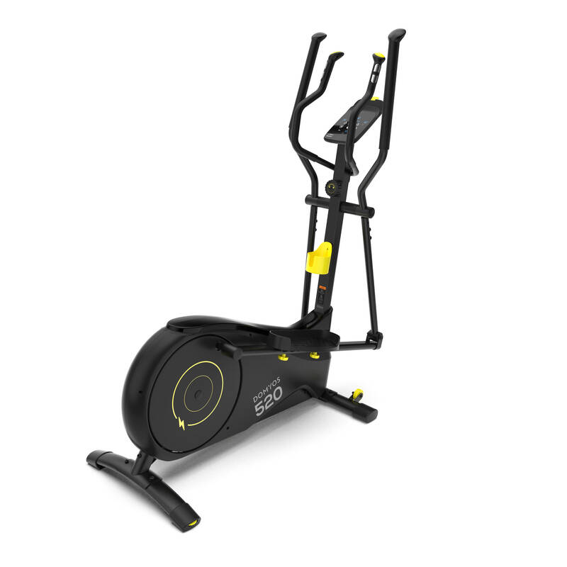 ELIPTICKÝ TRENAŽÉR Fitness - ELIPTICKÝ TRENAŽÉR 520 DOMYOS - Kardio trénink a stroje