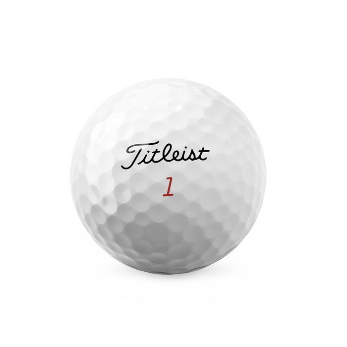 Balle de golf PRO V1X 2021 X12 Blanc