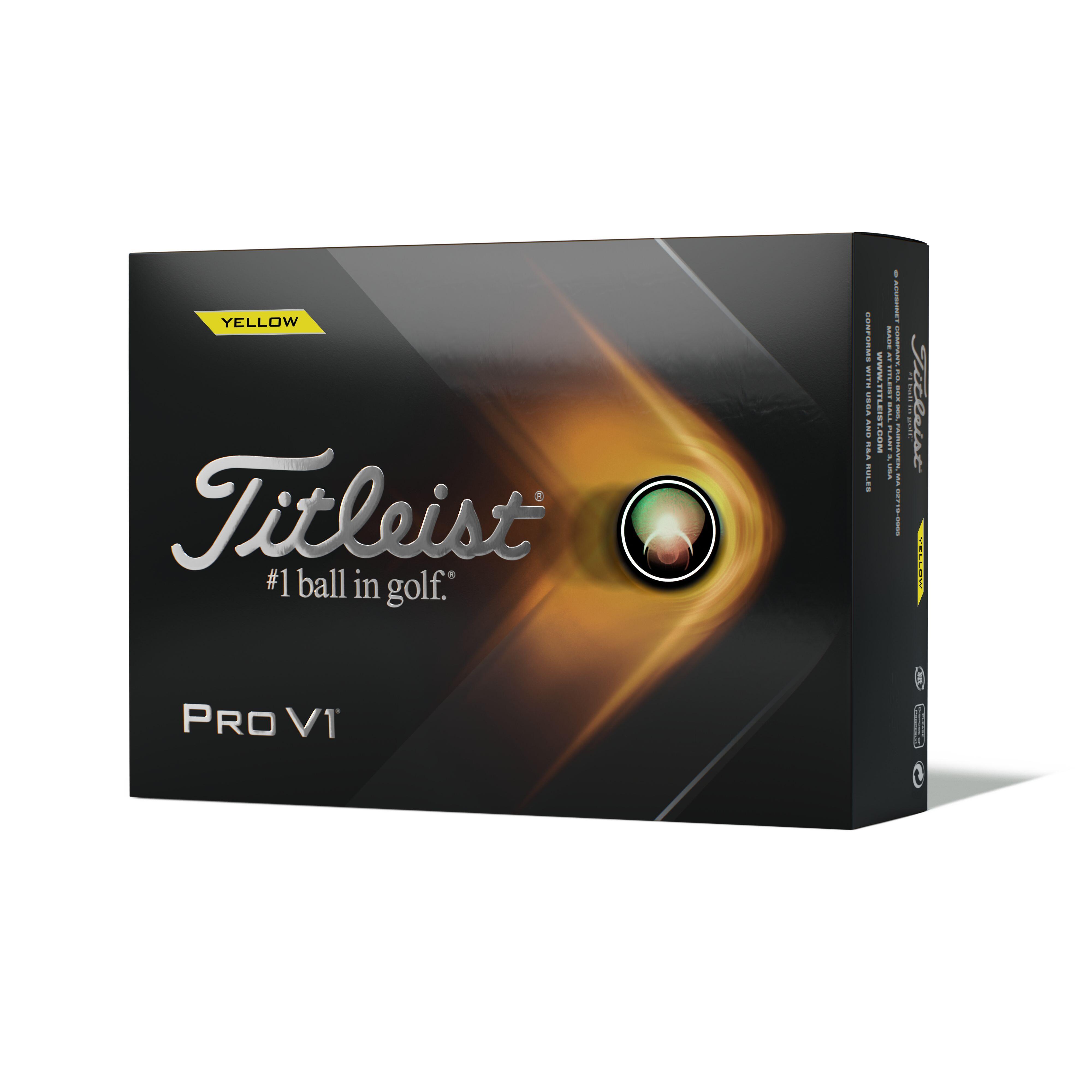 Mingi Golf Pro V1 2021 X12 Alb