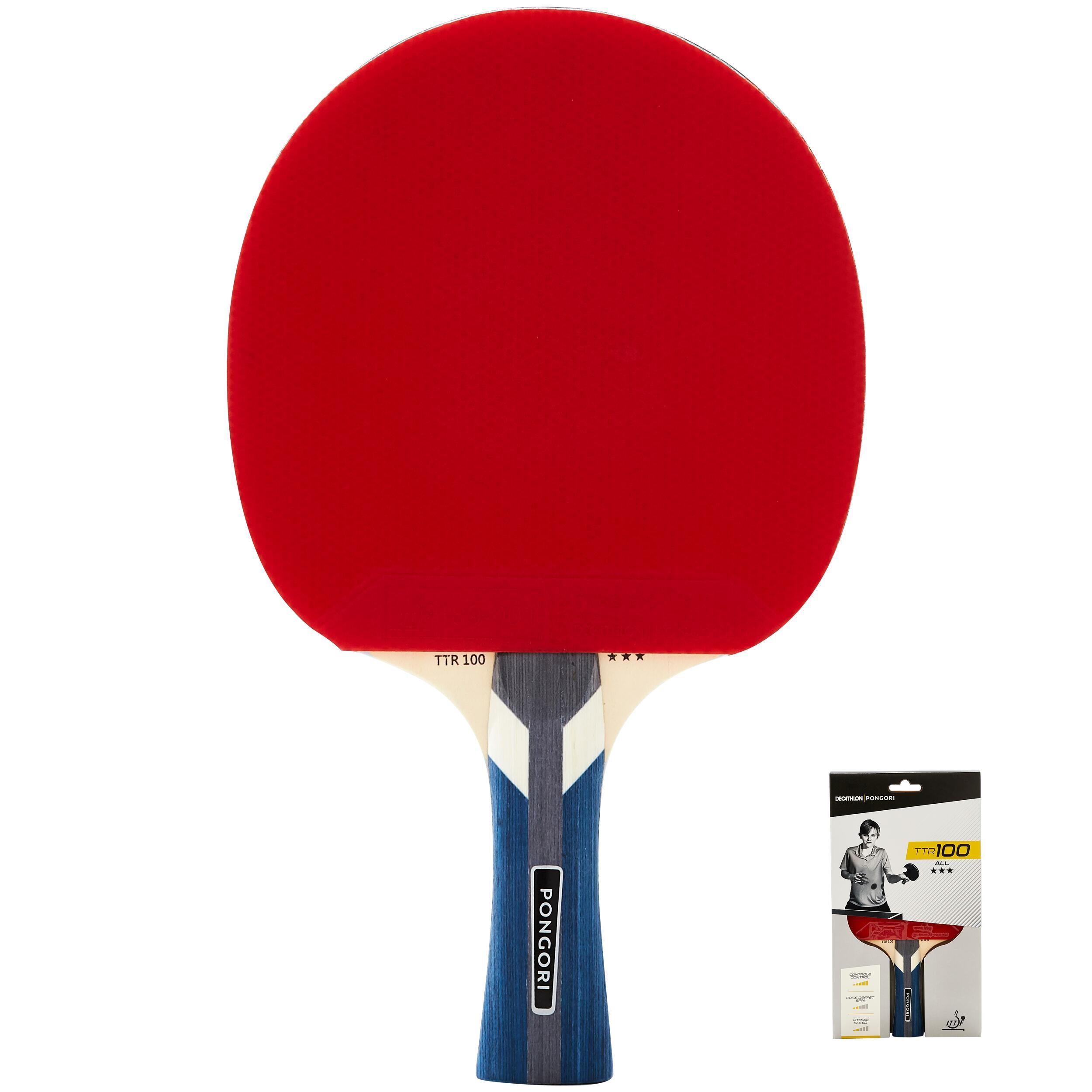 Paletă Tenis TTR100 3*ALLROUND imagine