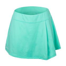 Women's Padel Skirt PSK 500 - Green