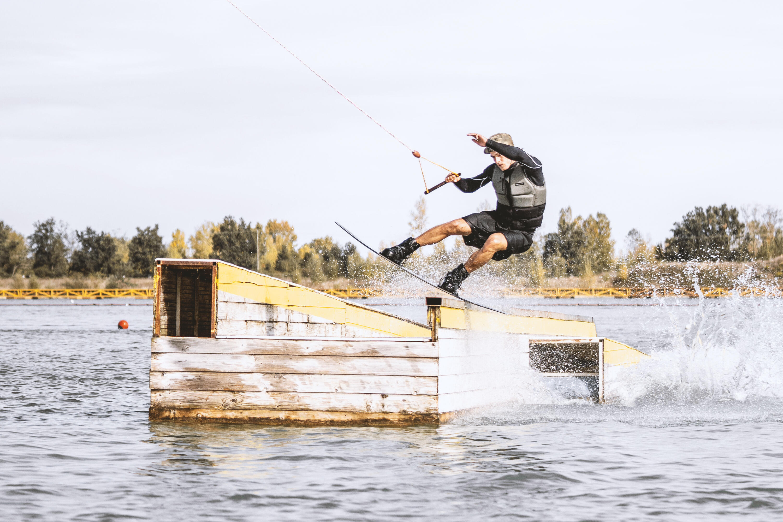 gilet de wakeboard decathlon