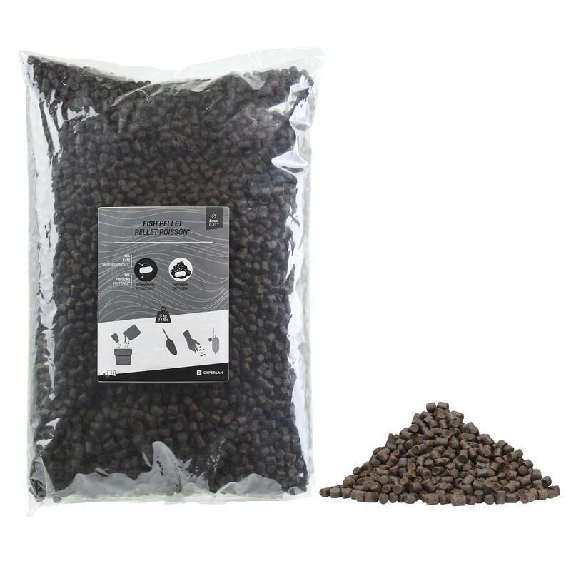 Vispellets voor karper 8 mm 5 kg