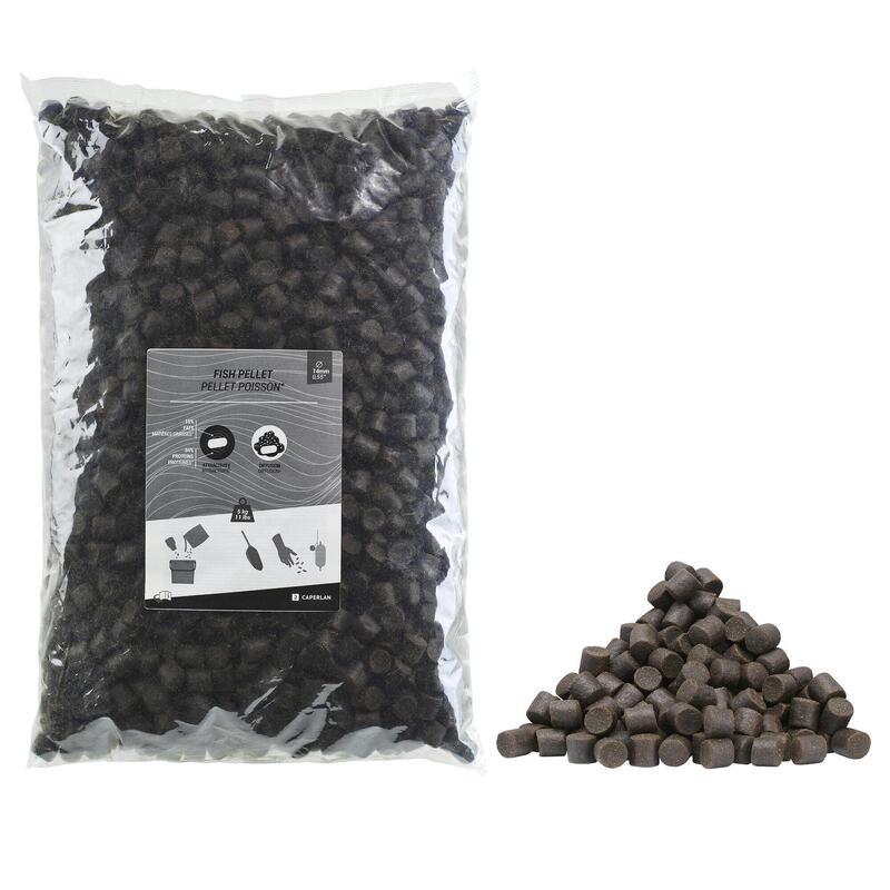 Vispellets voor karper 14 mm 5 kg