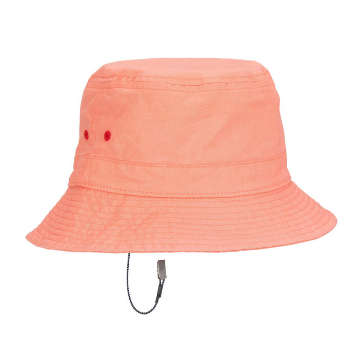 Adults' Sailing boat hat 100 - Pink