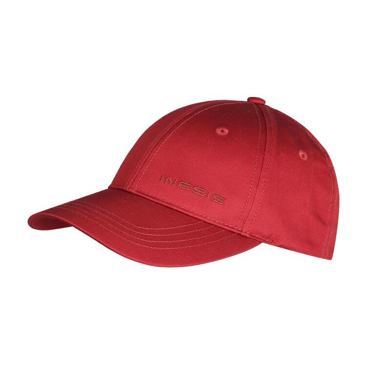 成人款高爾夫帽子-橙棕色