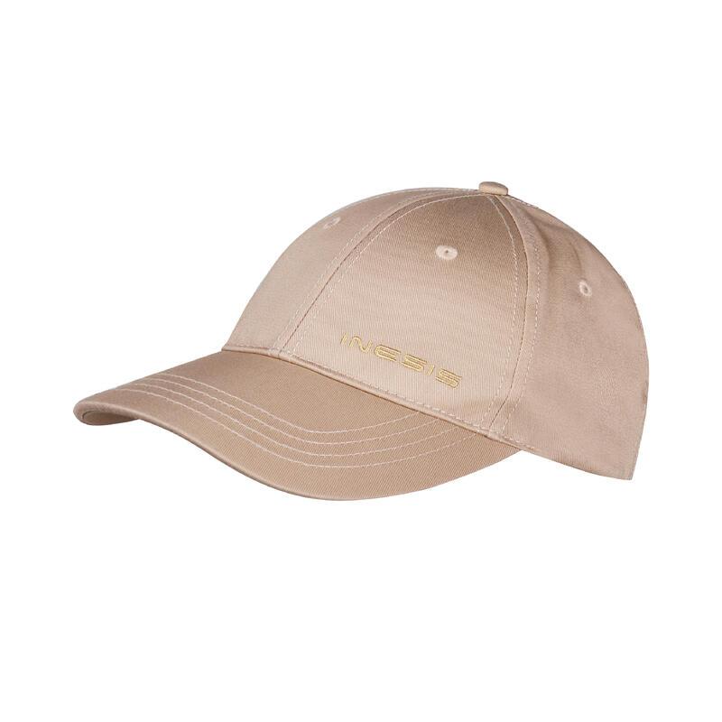 成人款高爾夫帽子-米色