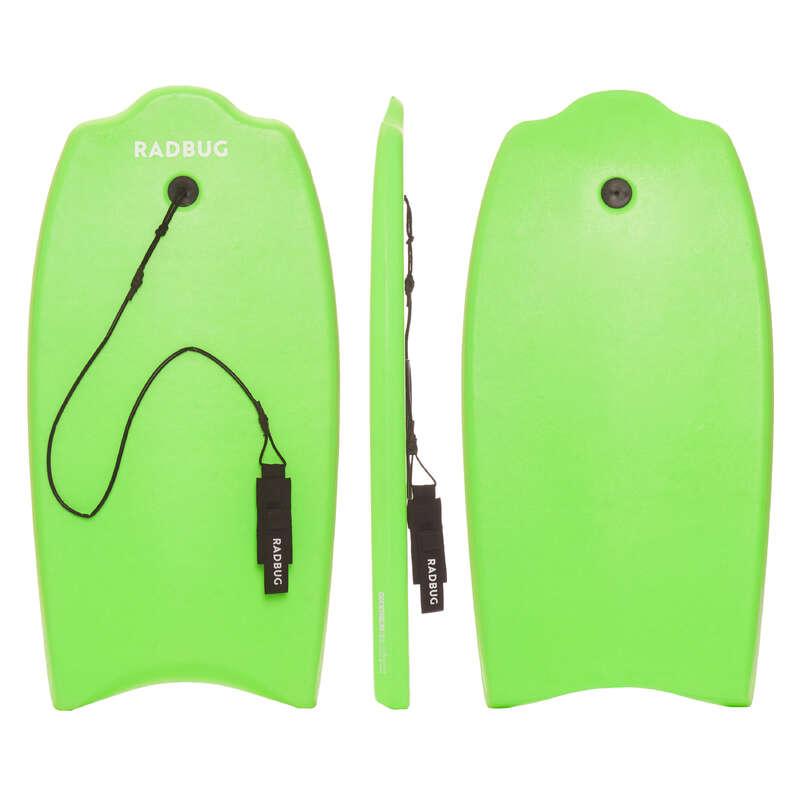 Bodyboard Strand, szörf, sárkány - Gyerek bodyboard PPT, 6-12 év RADBUG - Hullámlovaglás, strandsportok