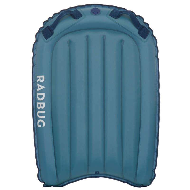 DECOUVERTE BODYBOARD Vattensport och Strandsport - Bodyboard DISCOVERY blå >25 kg RADBUG - Bodyboard