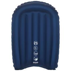 Bodyboard aufblasbar Discovery Tarnmuster Gewicht >25kg blau/grau/orange