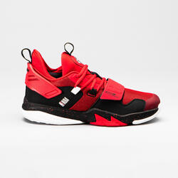 CHAUSSURES DE BASKETBALL POUR GARCON/FILLE SS500M ROUGE NBA HOUSTON ROCKETS