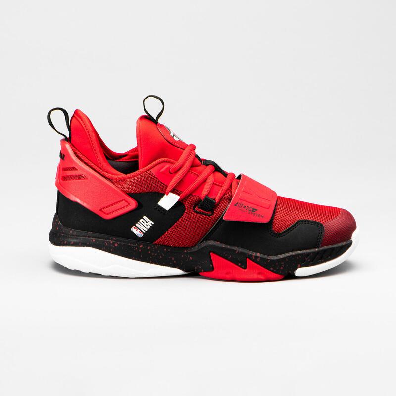 NBA HOUSTON ROCKETS Çocuk Basketbol Ayakkabısı - Kırmızı - SS500M