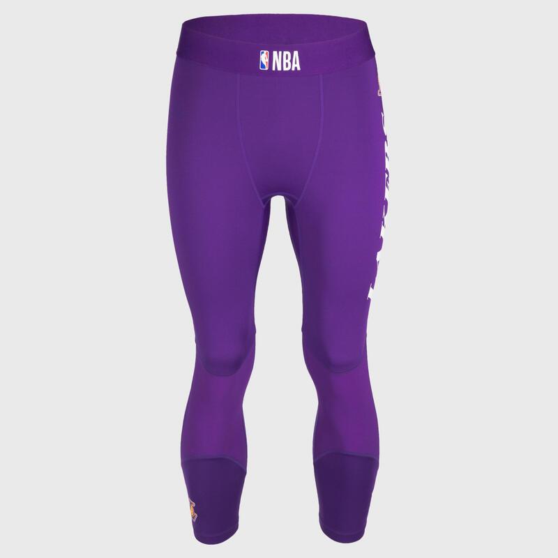 Mallas Baloncesto 3/4 NBA LOS ANGELES LAKERS Adulto Violeta