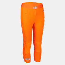 Boys'/Girls' Capri Basketball Leggings - Orange/NBA New York Knicks