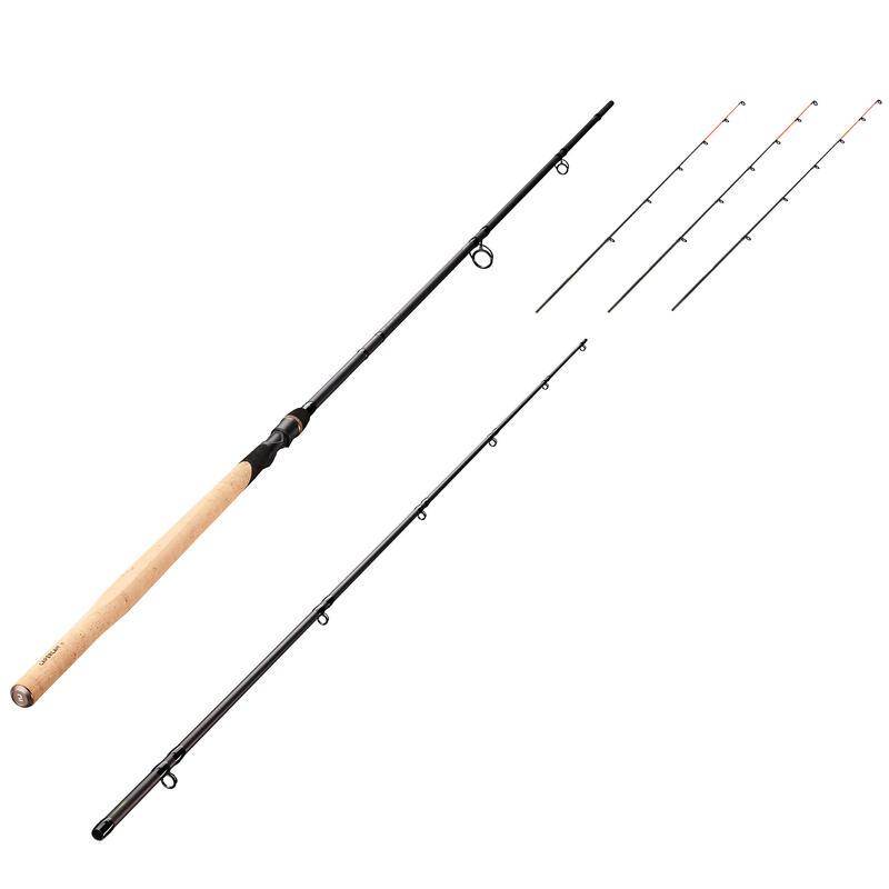 Lansete si huse pentru pescuit la feeder
