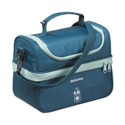 Lunchbox Isolierbox mit 2 Lebensmitteldosen 4,4Liter blau