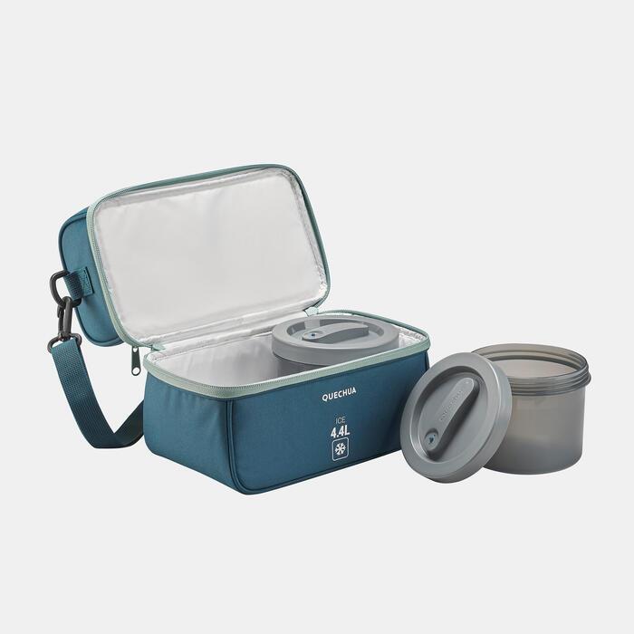 Lancheira isotérmica - 2 caixas alimentares incluídas - 4,4 Litros