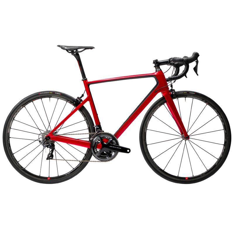Road Bike EDR 940 CF Dura-Ace - Red