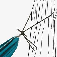Plava viseća mreža za 1 osobu