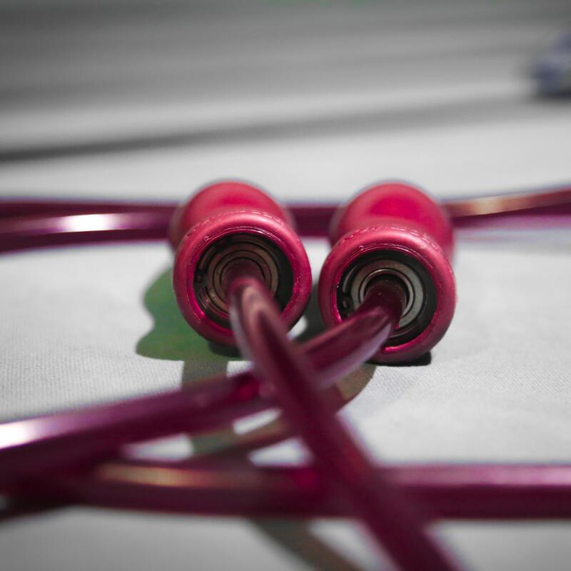 เชือกกระโดด PVC แบบหนักสำหรับกีฬามวยไทยแบบดั้งเดิม