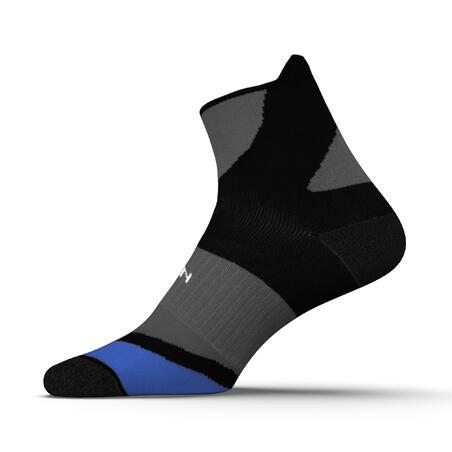 Thick Running Socks Run 900 Strap - black blue