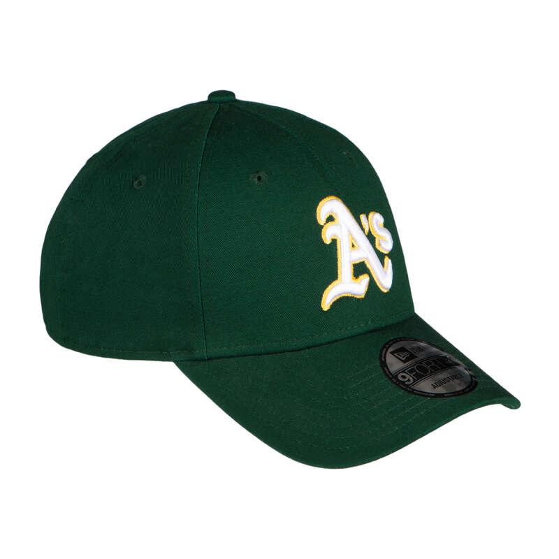Baseball ütők és labdák USA csapatsportok, rögbi, floorball - Baseball sapka 9Forty Oakland NEW ERA - USA csapatsportok, rögbi, floorball