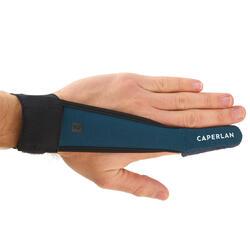 Casting finger voor surfcasting