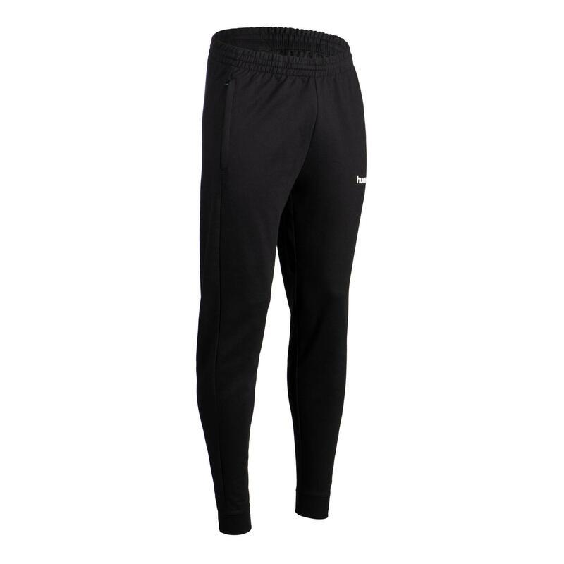 Pantalon de gardien de handball hummel noir / blanc