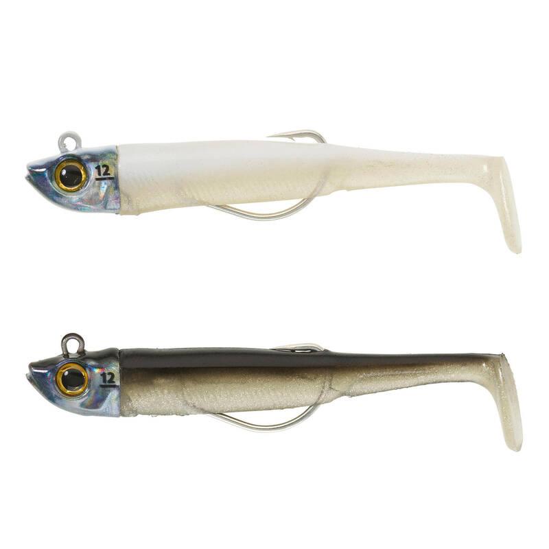 MĚKKÉ MOŘSKÉ NÁSTRAHY Rybolov - NÁSTRAHA COMBO ANCHO 90 12 G CAPERLAN - Návnady a nástrahy na ryby