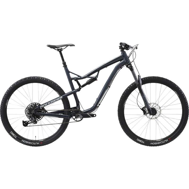 MTB ALL MOUNTAIN BİSİKLET YETİŞKİN Çocuk Bisikleti - AM FIFTY_S DAĞ BİSİKLETİ ROCKRIDER - All Sports