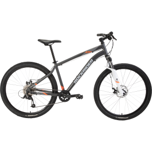VTT ROCKRIDER ST 120 GRIS ORANGE