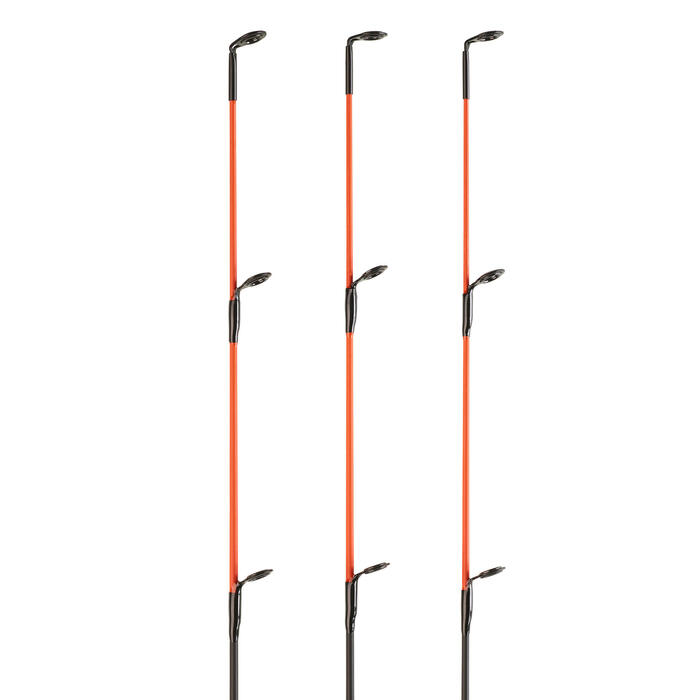 Canne carpe au feeder SENSITIV -500 carpe distance 3m90 60-120g