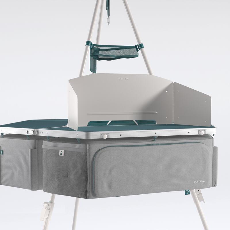 Meuble de cuisine multifonction pour le camping - Tepee