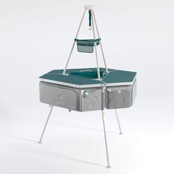 Multifunctional camping kitchen unit - Tepee
