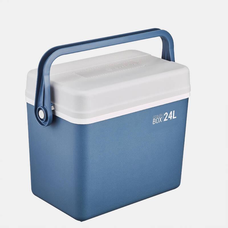 CHLADICÍ BOXY Kempování - Pevný chladicí box Fresh 24 l QUECHUA - Vybavení na kempování