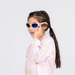 兒童款健行太陽眼鏡 (4到6歲,濾鏡分類4)MH K140